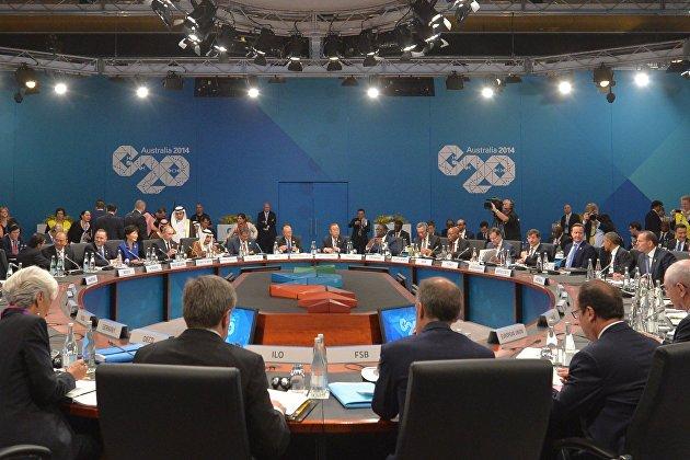 """G20 выделила $14 миллиардов для """"облегчения участи миллиарда человек"""""""