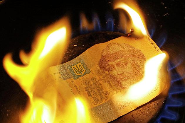 Запад бросает Украину. Кому придется спасать ее от дефолта