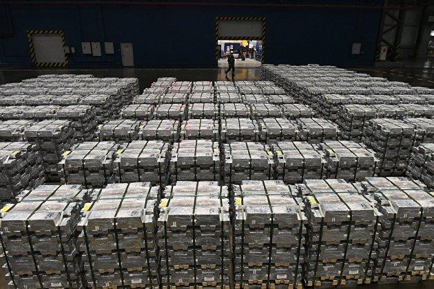 Экспорт металла из России вырос в денежном выражении в 3 раза