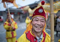 Праздник в Китае