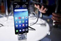 Экран смартфона со значками приложений