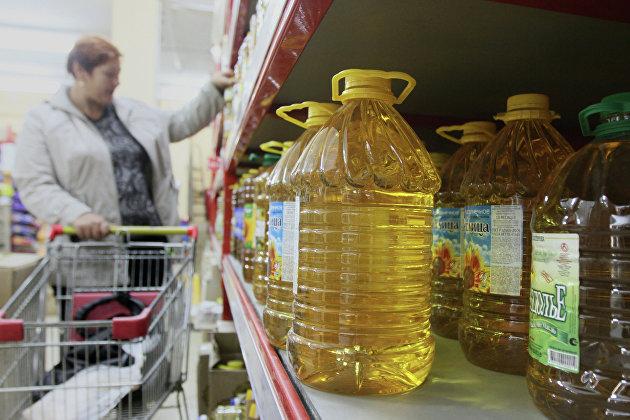 832601802 - Подсолнечное масло и сахар наконец начали дешеветь