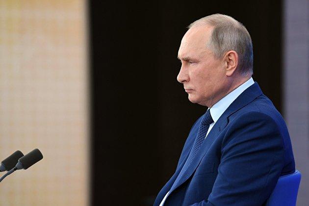 Путин заявил о завершении попыток выстроить однополярный мир