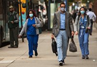 Ситуация в Нью-Йорке в связи с коронавирусом