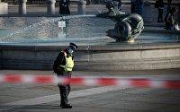 Трафальгарская площадь в Лондоне во время карантина