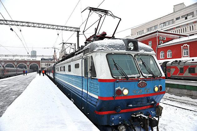 832681108 - Эстония надеется на запуск электропоезда из Петербурга в Таллинн