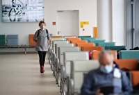 Международный аэропорт Волгограда в период пандемии коронавируса