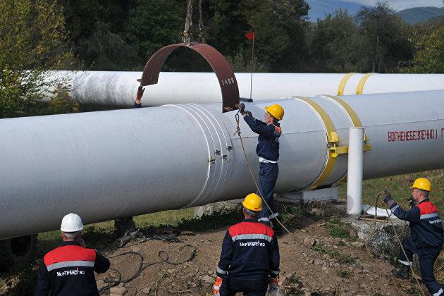 832769647 - В Украине на газопроводе прогремел вдруг