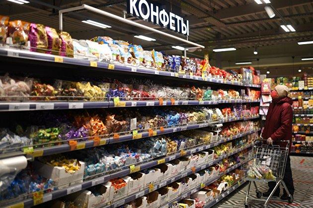 Минпромторг исключил дефицит продуктов в России