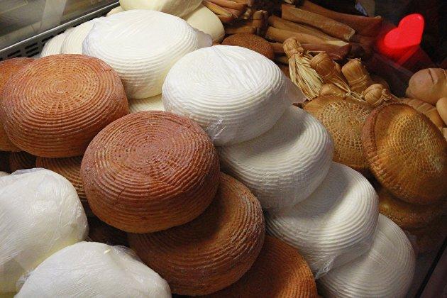 Производство французских сыров