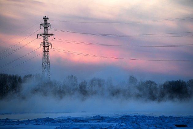 Потребление электричества выросло на 4,1%