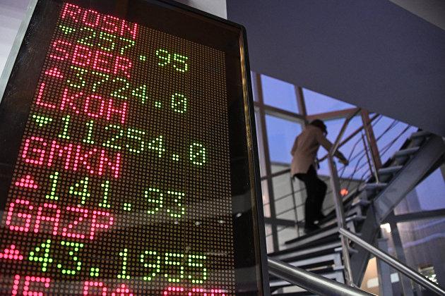 Бумаги российских компаний закрыли торги в основном ростом