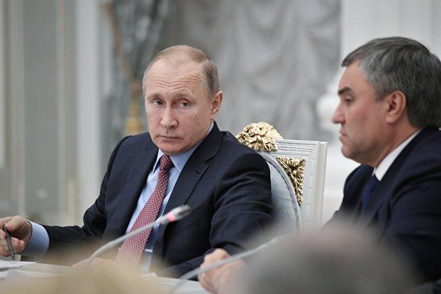 Коронавирусом переболел 171 депутат Госдумы