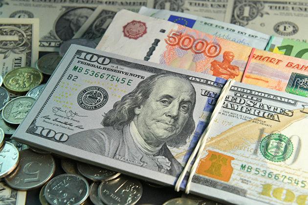 Средневзвешенный курс доллара вырос до 74,47 рубля