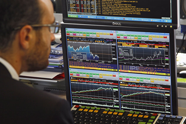 Биржи Европы умеренно растут на глобальной склонности к риску