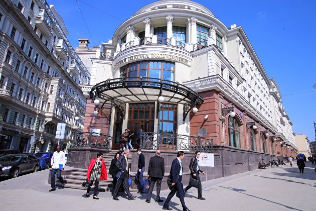 ВШЭ оценила рецессию российской экономики на фоне кризиса