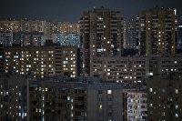 Жилые кварталы Северного Тушино.