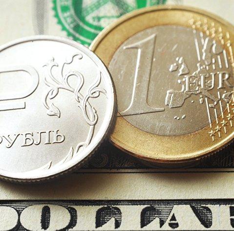 Официальный курс евро на вторник снизился до 89,38 рубля