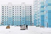 """Жилой комплекс """"Просторный"""" в Новосибирске"""