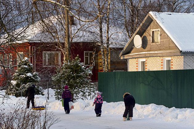 Минфин внес проект о расширении семейной ипотеки на частные дома