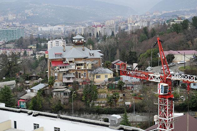 ВЭБ и партнеры создадут горный курорт в Сочи