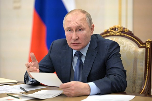 Путин ввел новый механизм контроля на всех уровнях власти