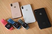 Устройства компании Apple