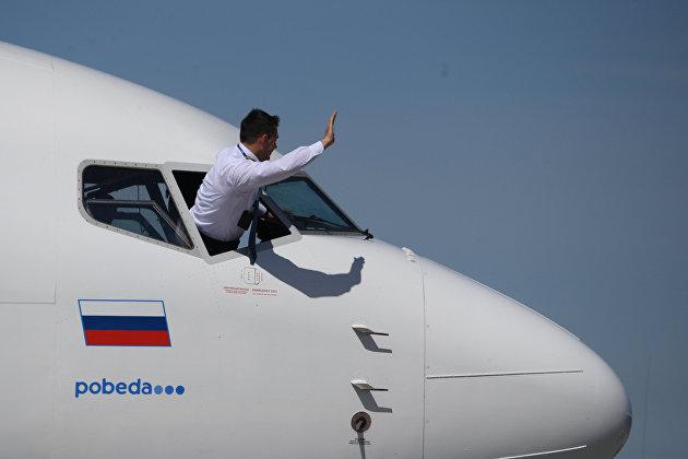 """Авиакомпании запросили допуски на полеты в Египет после сообщения АТОР о передаче рейсов """"России"""""""