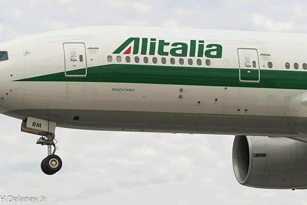 Самолеты компании Alitalia