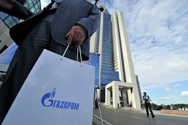 """""""Газпром"""" планирует переехать в Санкт-Петербург"""