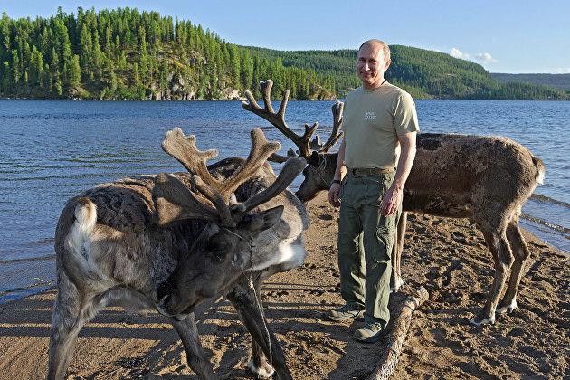 Путин усилил охрану региональных природных ресурсов