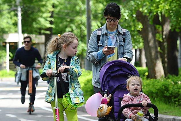 В России одобрено более десяти миллионов заявлений на детские выплаты