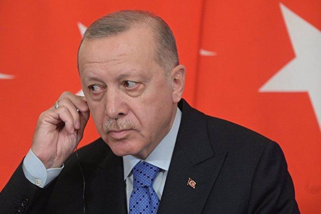 Эрдогана попросили не вмешиваться в дела центрального банка