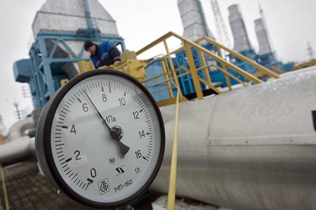 Фьючерсы на газ в Европе в понедельник выросли на 11%, до 943 долларов за 1 тысячу кубов