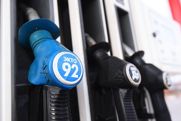 Цены на топливо в России перешли к росту