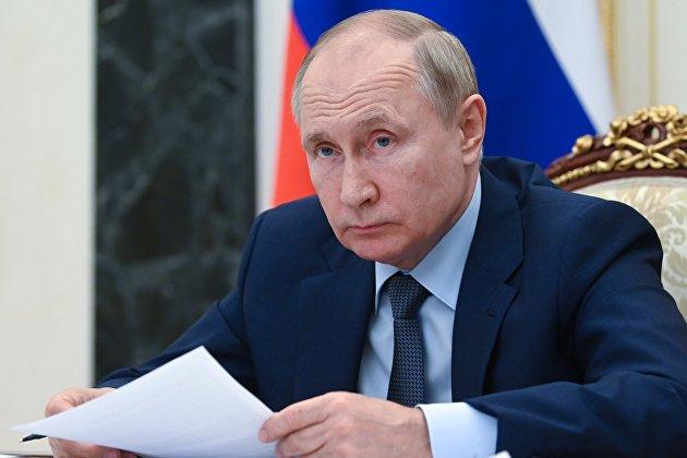 Путин предложил сделать единовременную выплату защитникам Ленинграда