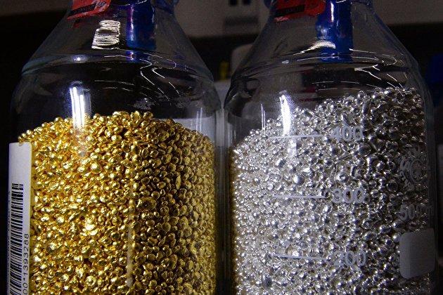 Россия за январь-июнь снизила аффинаж золота на 1,9%, до 135,51 тонны