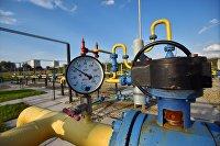 Комплекс подготовки экспортного газа