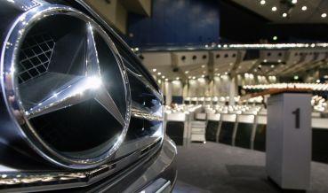 Daimler отрицает факт решения о строительстве завода в Подмосковье