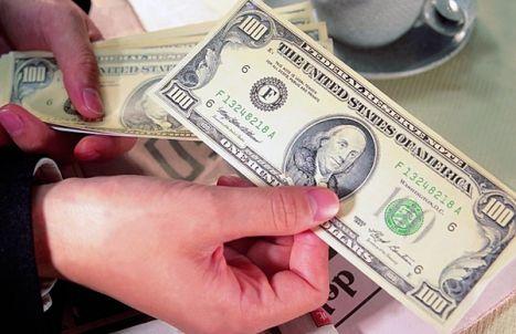 Курс американского доллара к рублю
