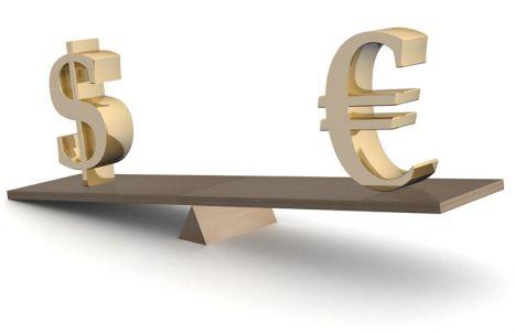 Курс евро в америке